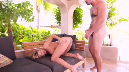 Anal Adventure On Holidays - scene 11