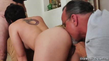Old father in law More 200 years of boner for this luxurious brunette!