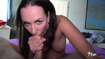 Busty Girl Takes Dick In Ass - scene 2