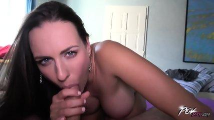 Busty Girl Takes Dick In Ass - scene 3