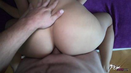 Busty Girl Takes Dick In Ass - scene 7