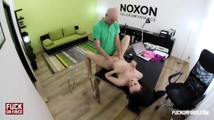 Hardcore Sex In Boss Office