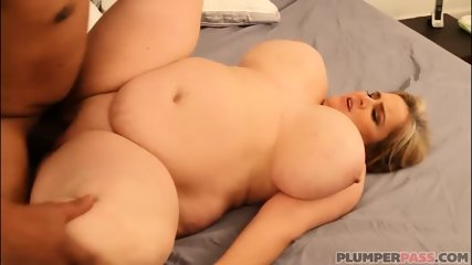 Mature BBW BBC Slut Cami Cooper Sucks Off Shorty Mac Cock