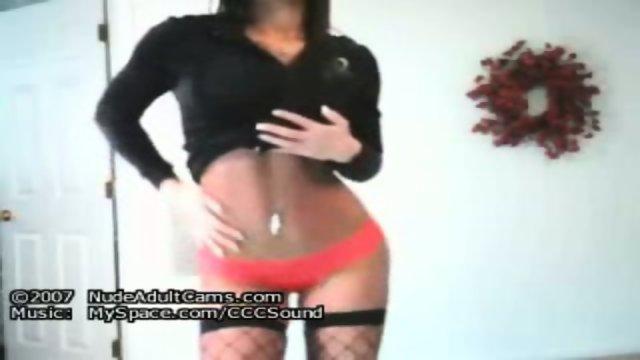 Brianna stripping