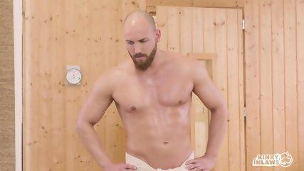 Babe Caught On Masturbation And Gets Fucked - scene 4