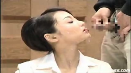 Japanese newscaster part 3 - scene 6
