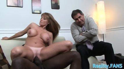 Cuckolding beauty punishes her husband