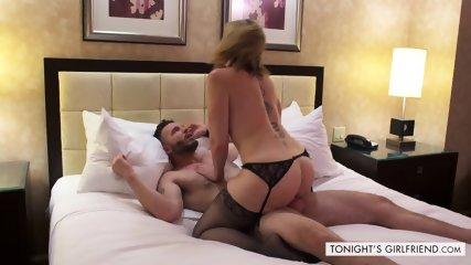 Busty Whore Serves Her Customer - scene 7