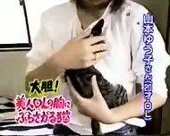 Breast feeding a Cat - scene 5