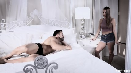 One Man And Two Horny Girls - scene 2