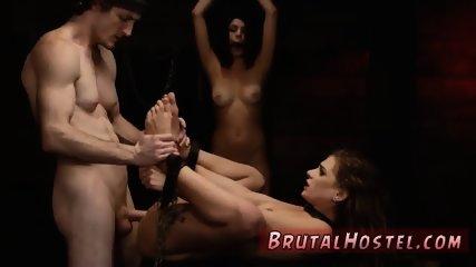Rough russian gangbang hd Bondage, ball-gags, spanking, sexual humiliation and