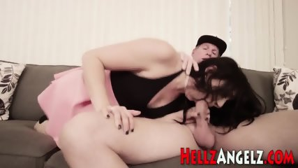 Big butt slut has anal
