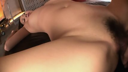 Japanese Whore Gets Fucked And Takes A Warm Load On Her Belly - scene 10