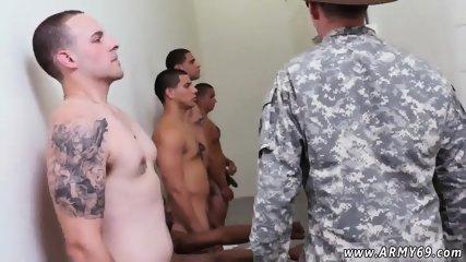Fun Military Guys At Naked Party Gay