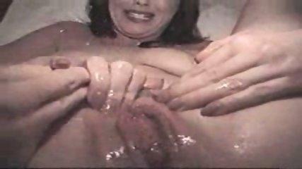 Ejaculation anal Fingering - scene 7