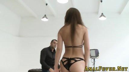 Booty skank gets spunked