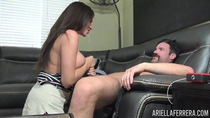 Busty Slut Fucked On Couch - scene 3