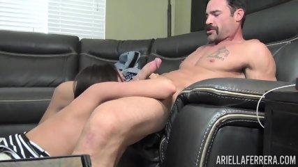 Busty Slut Fucked On Couch - scene 4