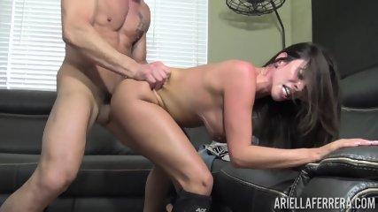 Busty Slut Fucked On Couch - scene 5