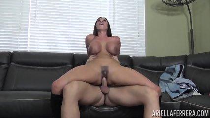 Busty Slut Fucked On Couch - scene 7
