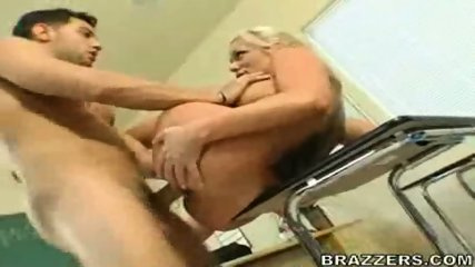 Kate Frost blackmailed by student into fucking her - scene 11