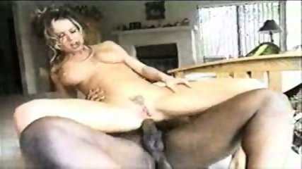 Hot white Woman rides black Cock - scene 10