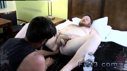 Hot guys having gay muscle foot fisting and men fucking Sky Works Brock s Hole with his