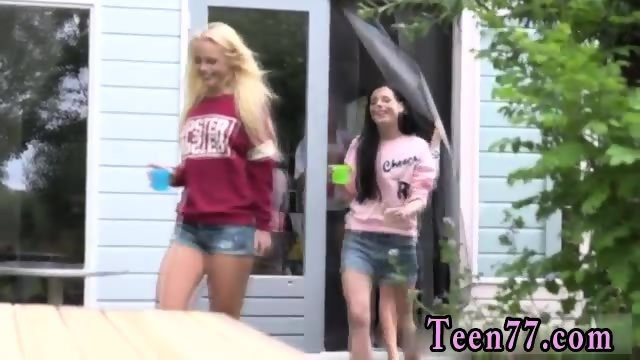 Teen cum blast facial Horny Lesbian holiday in Holland