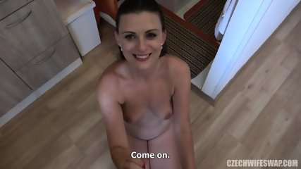 Sexy Swapped Wife Takes Dick - scene 9