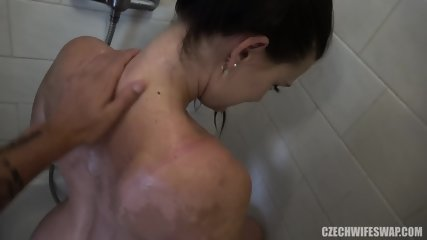 Sexy Swapped Wife Takes Dick - scene 6