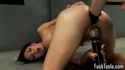 Toying lesbian MILFs drilling pussies deeply
