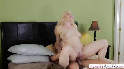Crazy Blonde Fucked Like A Whore - scene 7