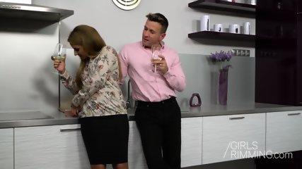 The Wife Anal Fucking - scene 2