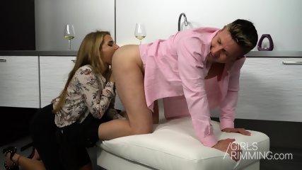 The Wife Anal Fucking - scene 6