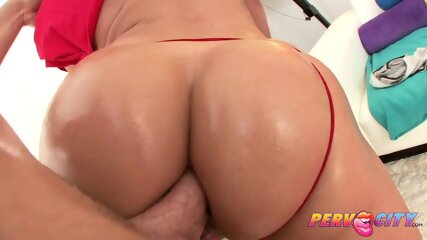 PervCity Big Ass Anal Gape Mischa Brooks - scene 7