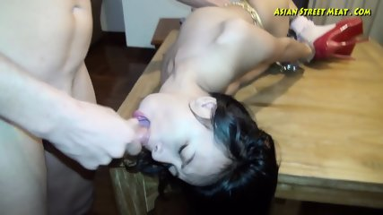 Asian Whore Fucked Hard - scene 12