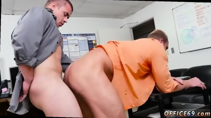 Straight guys nude and hot model gay First day at work