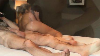Pretty Teen Cutie Loves To Ride Big Cock - scene 4