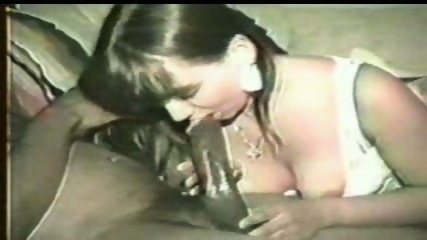 Brunette loves to fuck black Dicks