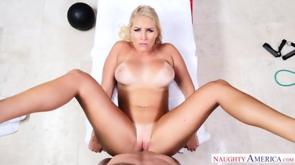 Big Ass Wife With Cum On Chin - scene 10