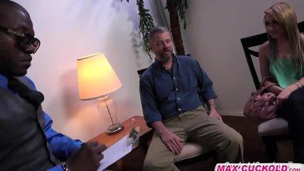 My Wife Want Big Black Cock - scene 1