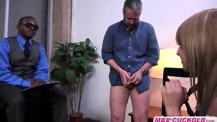 My Wife Want Big Black Cock - scene 2