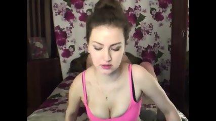 Teen Couple Playing On Webcam - scene 2
