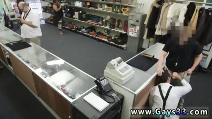 Straight guys rimming gay I m in the pawn shot business for a readuddy s son.