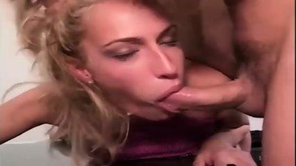 Blonde Secretary Facefucked - scene 10