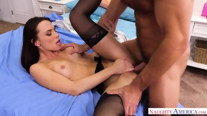 Naughty Wife Takes Cock