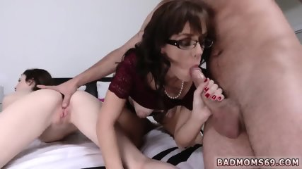 Awesome milf with big tits Lewd Mother comrade s daughter Photoshoot
