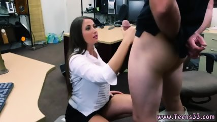 Latex gloves handjob huge PawnShop Confession!