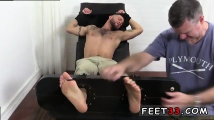 French gay twinks with feet fetish movie and mature men hairy legs Tino Comes Back For