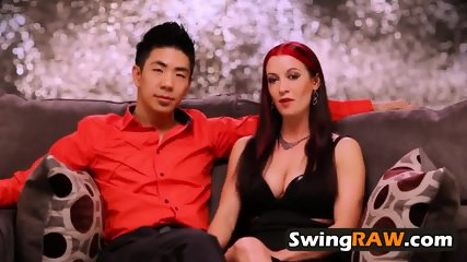 Young swingers are ready to explore